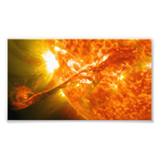 Solar Eruption Photo Print