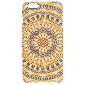 Solar Expansion Mandala Clear iPhone 6 Plus Case