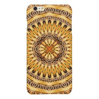 Solar Expansion Mandala Glossy iPhone 6 Plus Case