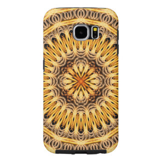 Solar Expansion Mandala Samsung Galaxy S6 Case