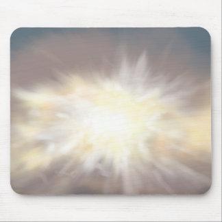 Solar explotion mousepad