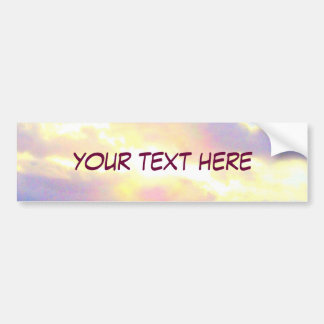 Solar Fire template bumpersticker Bumper Sticker