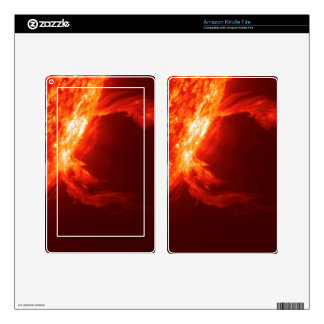 SOLAR FLARE 1 KINDLE FIRE DECAL