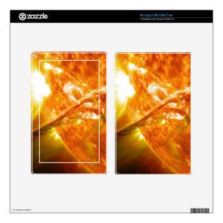 SOLAR FLARE 2 KINDLE FIRE SKIN