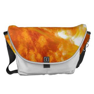 SOLAR FLARE 2 MESSENGER BAG