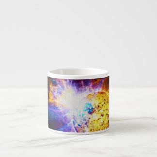 Solar Flare from the Star EV Lacertae EV Lac Espresso Cup
