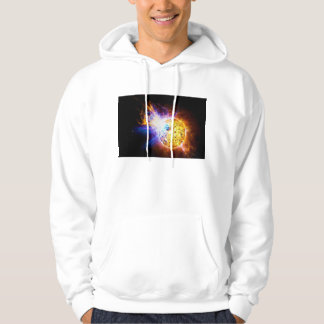Solar Flare from the Star EV Lacertae EV Lac Hoodie