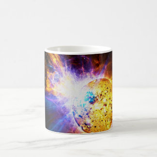 Solar Flare from the Star EV Lacertae EV Lac Coffee Mugs