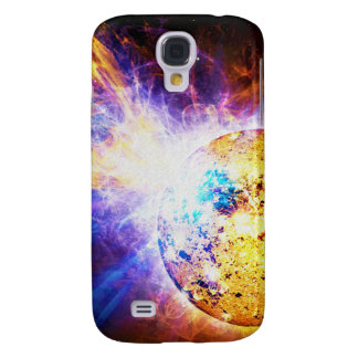Solar Flare from the Star EV Lacertae EV Lac Samsung Galaxy S4 Case