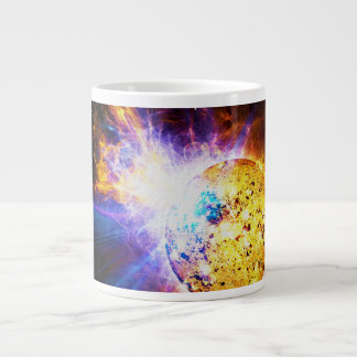 Solar Flare from the Star EV Lacertae EV Lac Jumbo Mugs