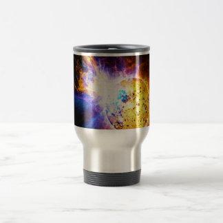 Solar Flare from the Star EV Lacertae EV Lac Travel Mug