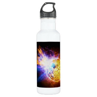Solar Flare from the Star EV Lacertae EV Lac Water Bottle