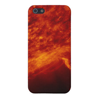 Solar Flare iPhone SE/5/5s Case