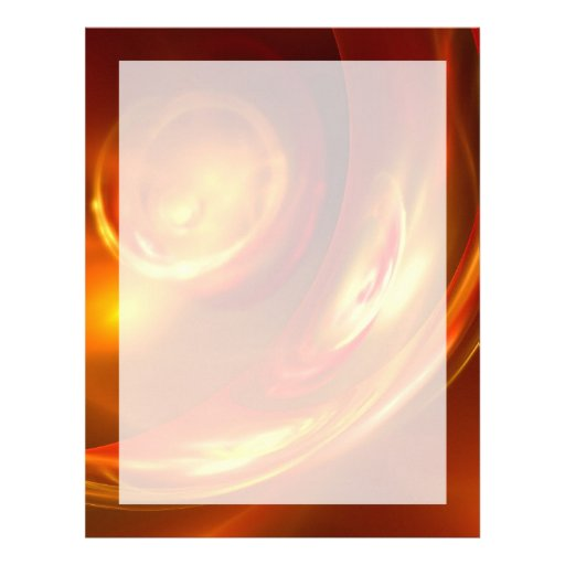 Solar Flare Letterhead