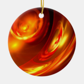 Solar Flare Ornaments