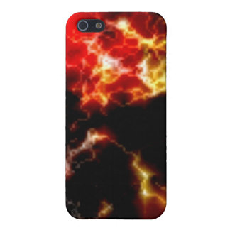 Solar Flares Case For iPhone SE/5/5s