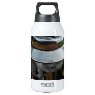 Solar garden light 10 oz insulated SIGG thermos water bottle