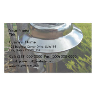 Solar garden light Double-Sided standard business cards (Pack of 100)