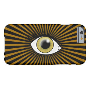 Solar Hazel Eye Barely There iPhone 6 Case