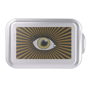 Solar Hazel Eye Cake Pan