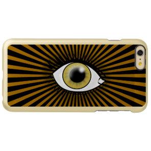 Solar Hazel Eye Incipio Feather Shine iPhone 6 Plus Case