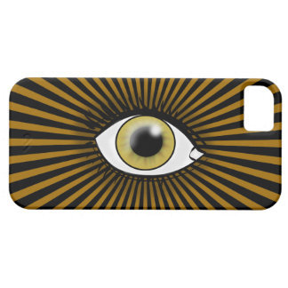 Solar Hazel Eye iPhone SE/5/5s Case
