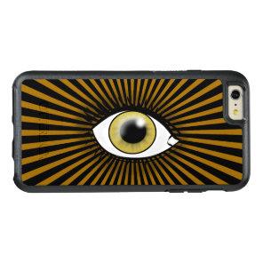 Solar Hazel Eye OtterBox iPhone 6/6s Plus Case