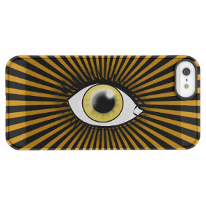 Solar Hazel Eye Permafrost iPhone SE/5/5s Case