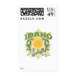 Solar Idaho Stamps