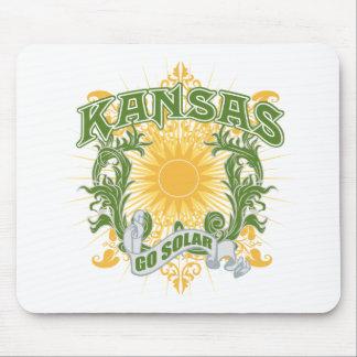Solar Kansas Mouse Pad