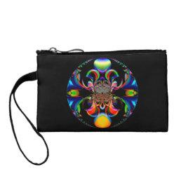 solar / lunar scarab bag