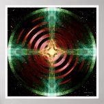 Solar Mandala 8 Print