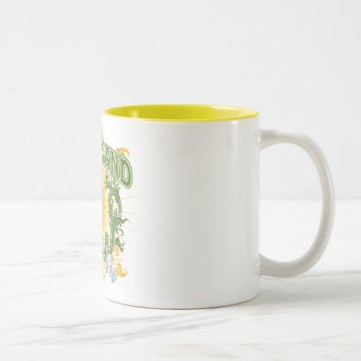 Solar Maryland Two-Tone Coffee Mug