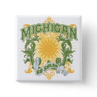 Solar Michagan button