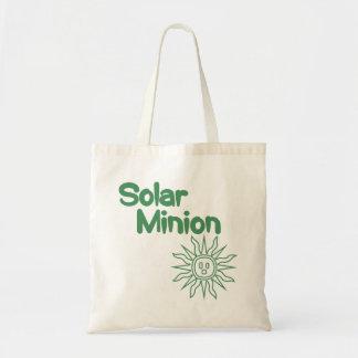 Solar Minion Tote Bag