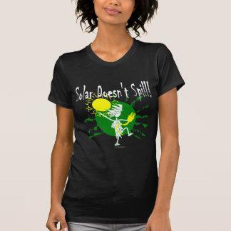 ¡Solar no se derrama! Camisetas, tazas, regalos y Playeras