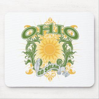 Solar Ohio Mouse Pad