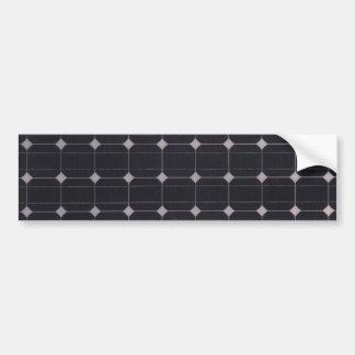 Solar Panel bumper sticker Car Bumper Sticker