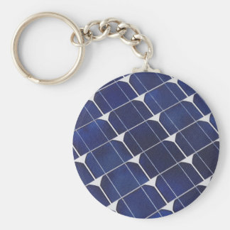 Solar Panel Keychain