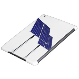 Solar Panel Stands Case For iPad Air