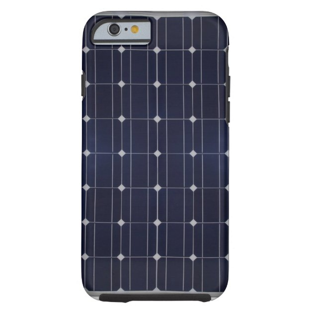 iPhone customize phone cases for iphone 4 : Solar Panel Tough iPhone 6 Case : Zazzle