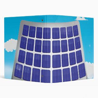 Solar Panels Binder