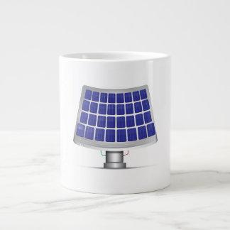 Solar Panels Giant Coffee Mug