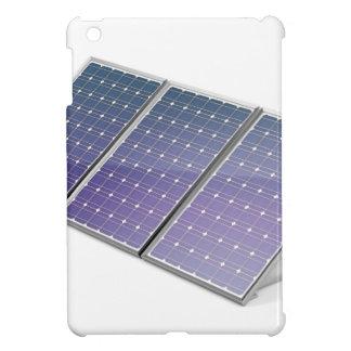 Solar panels iPad mini cover