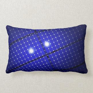Solar panels roof pillow