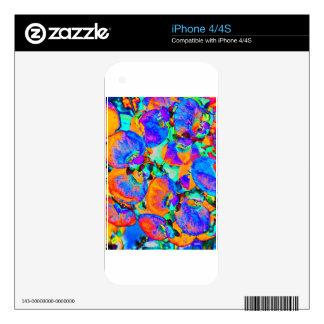 solar plant iPhone 4S skin