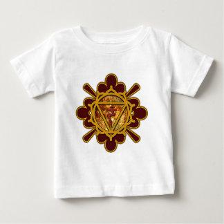 Solar Plexus Chakra Baby T-Shirt
