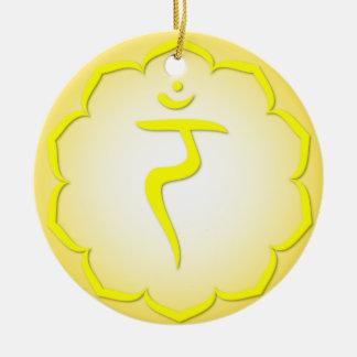 Solar Plexus II Chakra Ornament