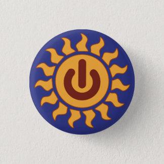 Solar Power Button