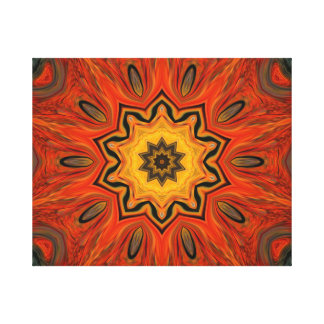 Solar Power. Canvas Print